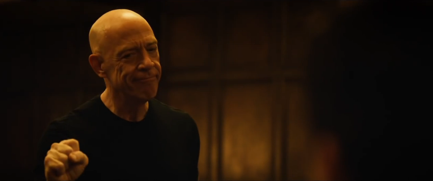 J.K. Simmons Whiplash