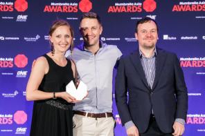 Mubrella Award Winners Photo